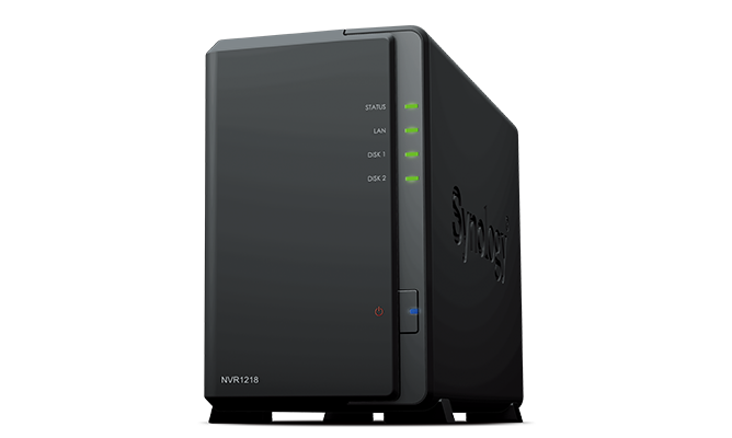Network Video Recorder NVR1218 | Synology Inc