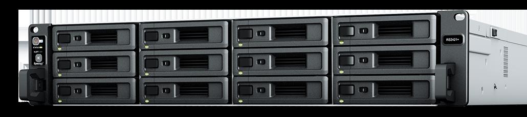 Synology NAS RackStation RS2421+