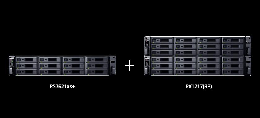 Expansão de armazenamento