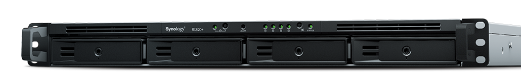 Synology NAS RS820+