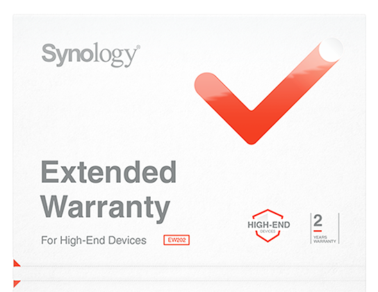 Synology Engineered for reliability
