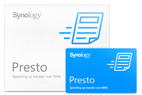 Presto File Server License | Synology Inc