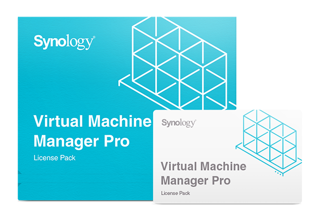 Virtual Machine Manager Pro License | Synology Inc