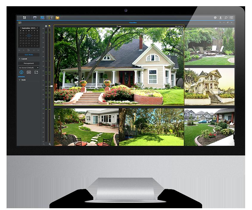 24/7 Smart Home Surveillance   Synology Inc