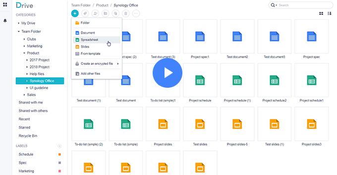 DiskStation Manager - Knowledge Base | Synology Inc